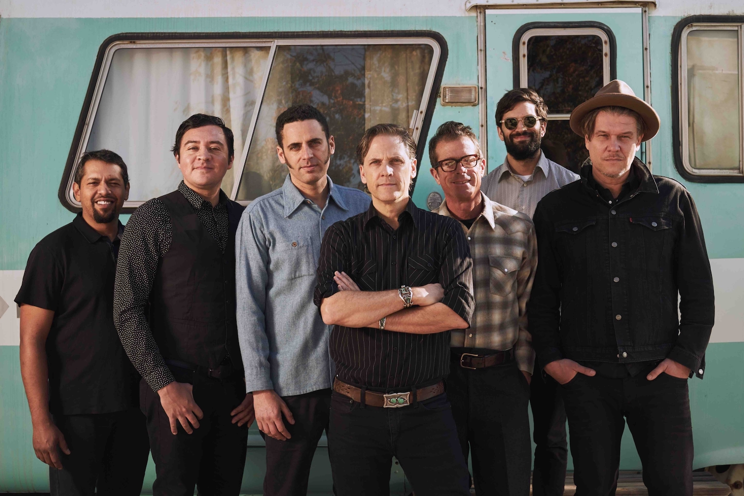 Calexico Booking Agent