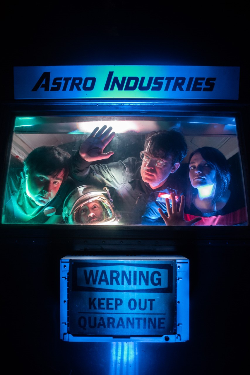 Man or Astro-Man? Booking Agent