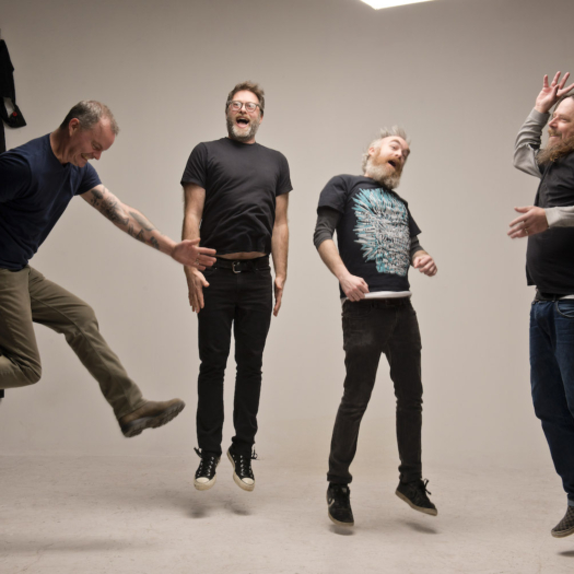 Red Fang Booking Agent