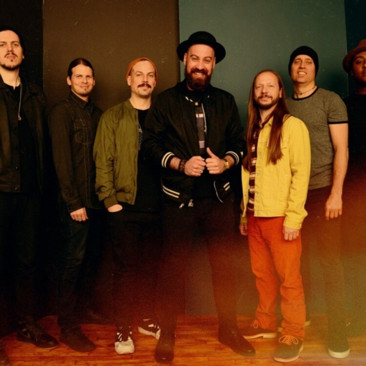The Motet Booking Agent